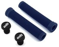 ODI Longneck SLX Grips (Navy Blue) (Pair)