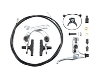 Odyssey Evo 2.5 U-Brake Kit (Polished Silver)