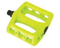 """Odyssey Twisted PC Pedals (Fluorescent Yellow) (Pair) (1/2"""") 