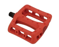 "Odyssey Twisted PC Pedals (Red) (Pair) (9/16"") 