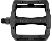 """Image 4 for Odyssey Grandstand V2 PC Pedals (Tom Dugan) (Black) (Pair) (9/16"""")"""