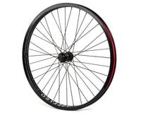 """Odyssey Hazard Lite C5 24"""" Front Wheel (Black)"""