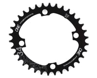 OneUp Components Oval Chainring (Black) (104mm BCD) (34T)