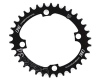 Image 1 for OneUp Components Oval Chainring (Black) (104mm BCD) (34T)