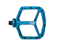 OneUp Components Aluminum Platform Pedals (Blue) | relatedproducts
