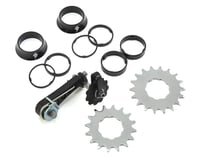 Origin8 Single Speed Conversion Kit (Black/Silver) (16/18T)