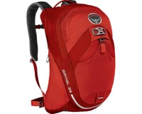 Osprey Radial 26 Commuter Backpack (Lava Red)
