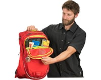 Image 6 for Osprey Radial 26 Commuter Backpack (Lava Red) (S/M)