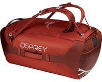 Image 2 for Osprey Transporter 130 Duffel Bag (Ruffian Red)