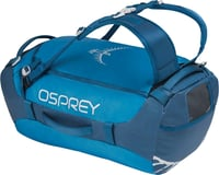 Image 2 for Osprey Transporter 40 Duffel Bag: Kingfisher Blue