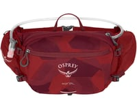 Image 2 for Osprey Seral Lumbar Hydration Pack w/ 1.5L Reservoir (Molten Red)