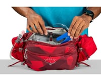 Image 4 for Osprey Seral Lumbar Hydration Pack w/ 1.5L Reservoir (Molten Red)
