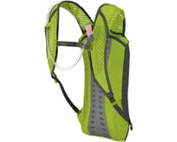 Image 2 for Osprey Katari 1.5 Hydration Pack (Lime Stone)