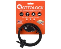 "Image 2 for Otto Design Works Ottolock Cinch Lock (Stealth Black) (30"")"