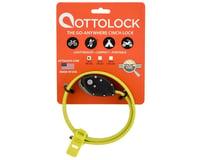 "Image 4 for Otto Design Works Ottolock Cinch Lock  (Flash Green) (18"")"