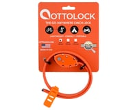 "Image 3 for Ottolock OttolockK Cinch Lock (Otto Orange) (18"")"