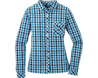 Outdoor Research Chelsea Women's Long Sleeve Shirt (Oasis Blue)