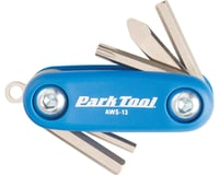 Park Tool AWS-13 Micro Folding Hex Screwdriver Set
