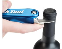 Image 2 for Park Tool BO-4 Corkscrew & Bottle Opener (Fold-Up Tool)