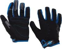 Image 1 for Park Tool Mechanic's Gloves (Black/Blue) (M)