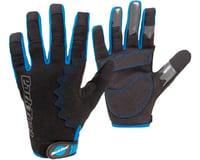 Image 2 for Park Tool Mechanic's Gloves (Black/Blue) (M)