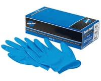 Park Tool MG-2 Nitrile Mechanic Gloves (Blue) (100/Box) | relatedproducts