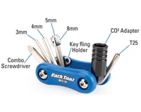 Image 3 for Park Tool MTC-20 Composite Multi-Tool