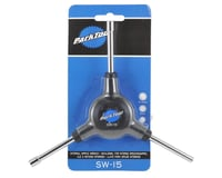 Park Tool SW-15C Three Way Internal Nipple Wrench