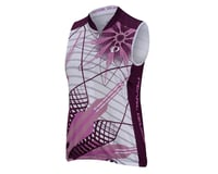 Image 1 for Pearl Izumi Women's Select LTD Flower Mauve Sleeveless Jersey (Flower Meadow Mauve)