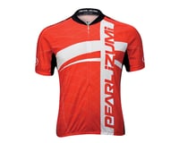 Image 4 for Pearl Izumi Select LTD Short Sleeve Jersey - Performance Exclusive (Black/Red)