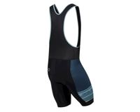 Image 2 for Pearl Izumi Select LTD Bib Short (Arctic/Mid Navy Tidal) (S)