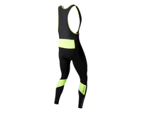 Image 2 for Pearl Izumi Pursuit Thermal Bib Tight (Black/Hi Vis) (XL)