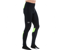 Image 3 for Pearl Izumi Pursuit Thermal Cycling Tight (Black/Hi Vis) (2XL)