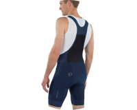 Image 3 for Pearl Izumi Interval Bib Shorts (Navy) (XS)