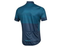 Image 2 for Pearl Izumi Select LTD Jersey (Navy/Teal stripes) (M)