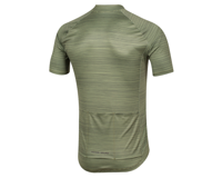 Image 2 for Pearl Izumi Elite Pursuit Graphic Short Sleeve Jersey (Willow/Forest Stripe) (2XL)