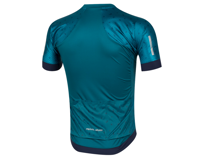 Image 2 for Pearl Izumi Elite Pursuit Speed Short Sleeve Jersey (Teal/Navy Paisley) (M)
