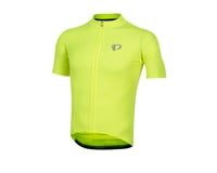 Image 1 for Pearl Izumi Select Pursuit Short Sleeve Jersey (Screaming Yellow) (S)