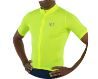 Image 4 for Pearl Izumi Select Pursuit Short Sleeve Jersey (Screaming Yellow) (XS)