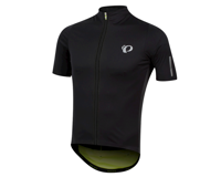 Image 1 for Pearl Izumi PRO Pursuit Wind Jersey (Black/Screaming Yellow) (M)