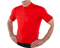 Image 4 for Pearl Izumi Tempo Jersey (Torch Red) (XL)