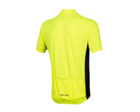 Image 2 for Pearl Izumi Quest Short Sleeve Jersey (Screaming Yellow/Black) (S)