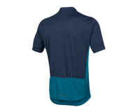 Image 2 for Pearl Izumi Quest Short Sleeve Jersey (Navy/Teal) (S)