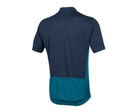 Image 2 for Pearl Izumi Quest Short Sleeve Jersey (Navy/Teal) (XS)