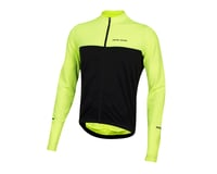 Pearl Izumi Quest Long Sleeve Jersey (Screaming Yellow/Black)