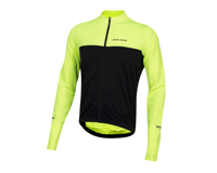 Image 1 for Pearl Izumi Quest Long Sleeve Jersey (Screaming Yellow/Black) (S)