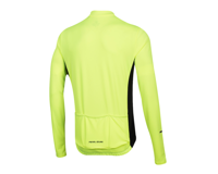 Image 2 for Pearl Izumi Quest Long Sleeve Jersey (Screaming Yellow/Black) (2XL)