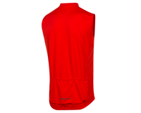 Image 2 for Pearl Izumi Quest Sleeveless Jersey (Torch Red) (S)