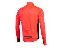 Image 2 for Pearl Izumi Interval Thermal Jersey (Atomic Red/Navy) (2XL)