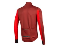 Image 2 for Pearl Izumi Interval Thermal Jersey (Russet/Torch Red) (S)